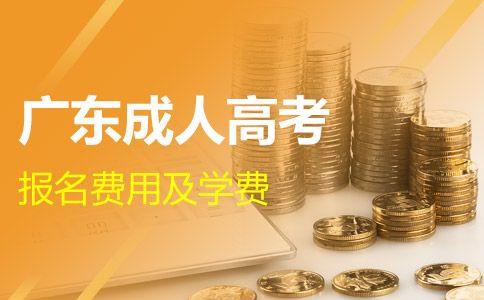 广东成人高考费用需要多少钱?